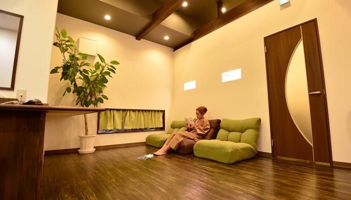 奈良県天理市指柳町の酵素温浴スパ LIORA(リオラ)